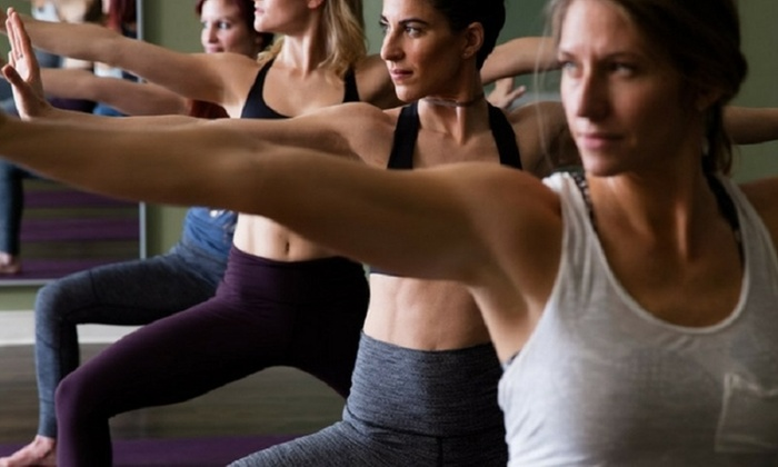$41 for One Month of Unlimited Yoga Classes at Highland Yoga ($135 Value)