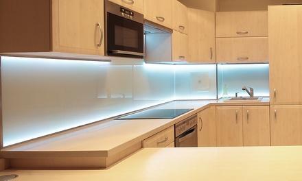 1 m ou 2 m de ruban LED blanc ou à changement de coloris avec ou sans télécommande