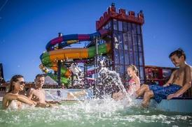 Aquapark Tatralandia: Całodzienny bilet Tropical Packet (55,90 zł) i lunch menu (76,90 zł) w Aquaparku Tatralandia na Słowacji (do -49%)