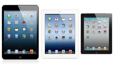 iPad 2 / 3 / 4 et Mini reconditionnés grade B, livraison offerte