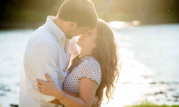 Homespun Grace Photography - Chicago: 60-Minute Engagement Photo Shoot from Homespun Grace Photography (80% Off)