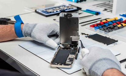 One-Day iPhone Repair Course with LSMT Certificate at London School Of Mobile Technology (85% Off)