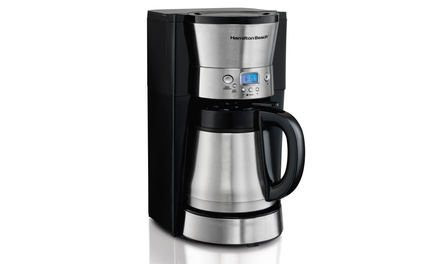 Hamilton Beach Coffee Maker Groupon Goods