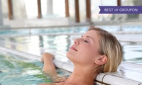 Pamper Package with a Choice of Treatment for Two at Montana Spa