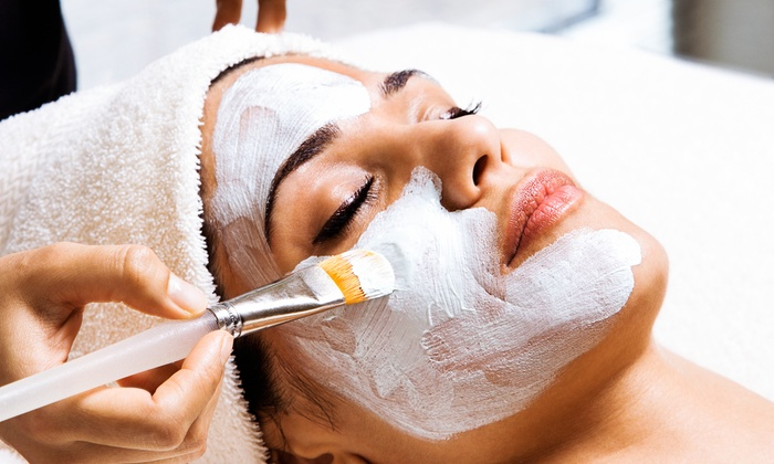 Aahsome Salon - Rancho Cucamonga: One or Three Signature Facials at Aahsome Salon (Up to 54% Off)