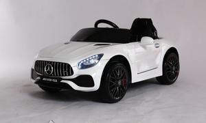 Véhicule électrique Mercedes Benz AMG GT Coupé enfants