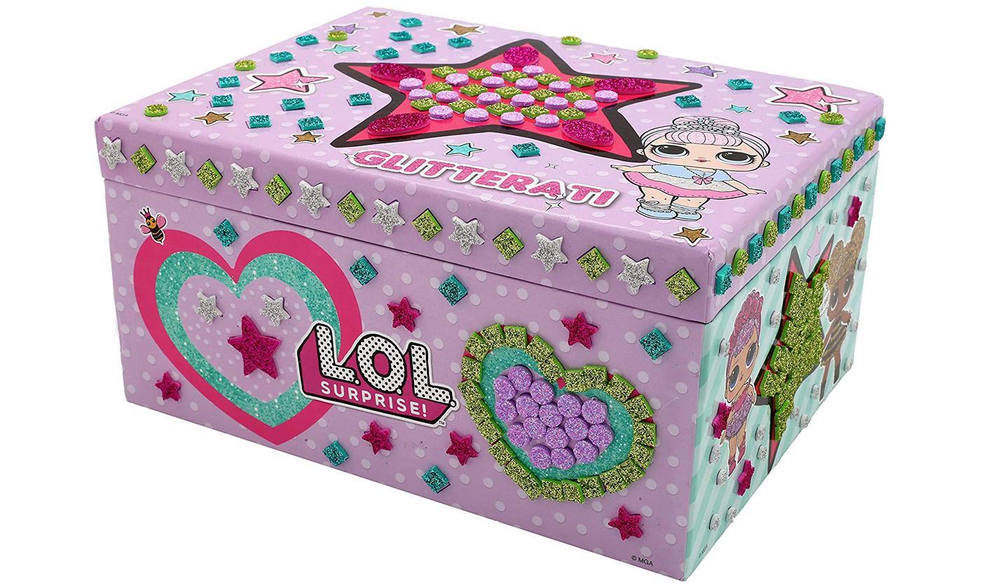 RMS LOL Surprise Mosaic Jewellery Box