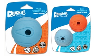Chuckit! The Whistler (1-, or 2-Pack)