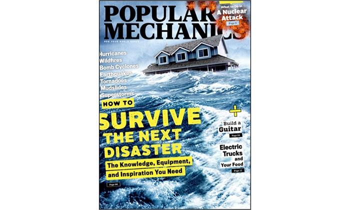 Popular Mechanics Subscription >> 58 Off Popular Mechanics Subscription Groupon