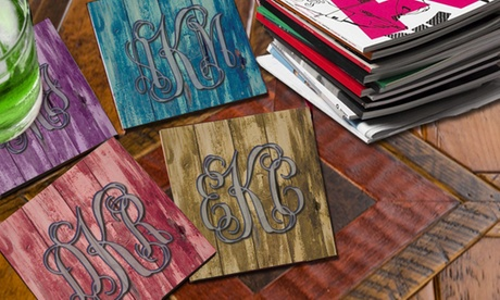 """One 8""""x4"""" Custom Collage Ceramic Print or Four Ceramic Coasters from Ramco Lifestyles (Up to 72% Off) 09213d7a-c202-4e14-87d3-ac06c07c1894"""