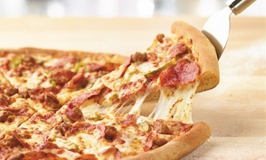 Papa John's: $19 for Two Large Pizzas with Up to Three Toppings Each at Papa John's ($36 Value)