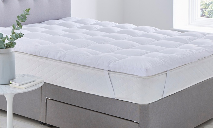 Silentnight Pure Cotton Mattress Topper for £56
