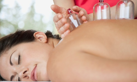 One or Two 60-Minute Cupping Sessions at LYFBalance (Up to 50% Off) 49808b88-3388-4239-8f19-31ef4a80e9fa