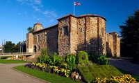 Entry to Colchester Castle Museum for One Adult or Family of Four at Colchester Castle (Up to 38% Off)
