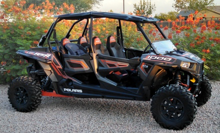 One- or Two-Day UTV Rental for Two or Four from Octane Thrills (Up to 51% Off)