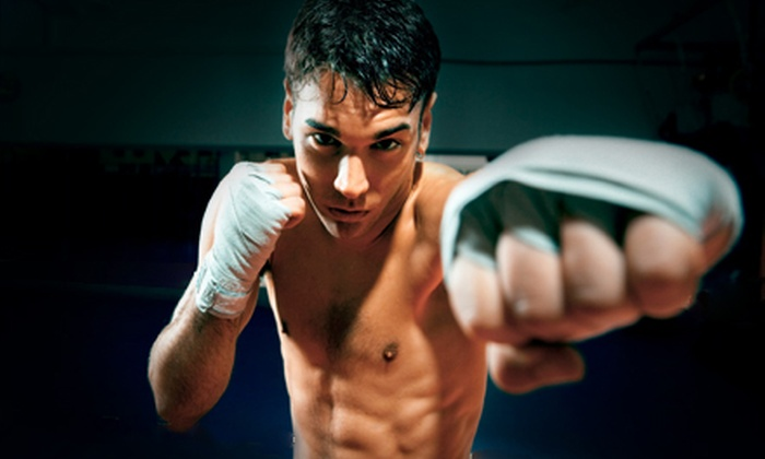 Richard Lord's Boxing Gym - Brentwood: Five Classes or One Month of Unlimited Group Classes at Richard Lord's Boxing Gym (Up to 67% Off)