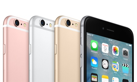 iPhone 6s Plus for £23 on 24Month 5GB 4GEE Contract for £35.99/Month With Free Delivery