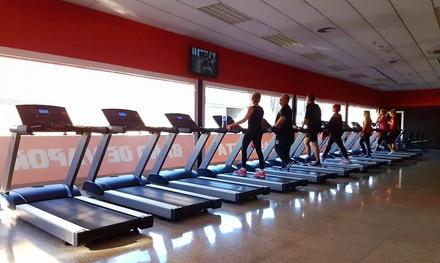 1 mes de acceso ilimitado al gimnasio para 1 o 2 personas desde 9,95 € en GYM 365