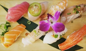 Sushi and Asian Cuisine for Two or Four at Crave Sushi (Up to 50% Off)