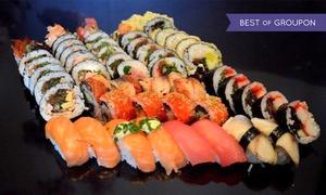 Goko Restauracja Japońska: Smakowite zestawy sushi: 16 kawałków za 29,99 zł i więcej opcji w Goko Restauracji Japońskiej
