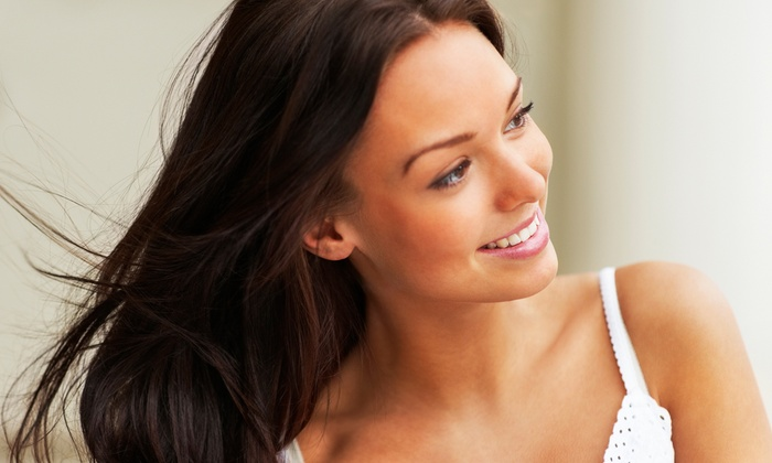Forme Salon - Ocean Park: Cut with Condition and Scalp Massage or Half Head of Highlights with Blow-Dry and Glaze at Forme Salon (Up to 65% Off)