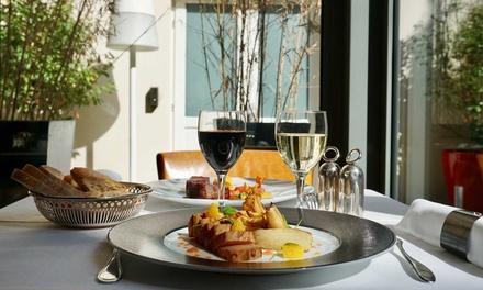 Menus découverte ou prestige concoctés par le Chef Edward Uchiyama au restaurant M64 dès 79 € au restaurant M64