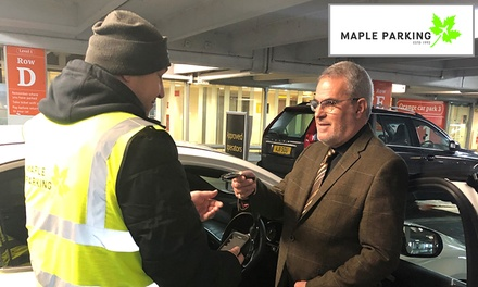 Up to 35% Off Airport Parking at Maple Parking, Six Locations (Merchandising (UK))