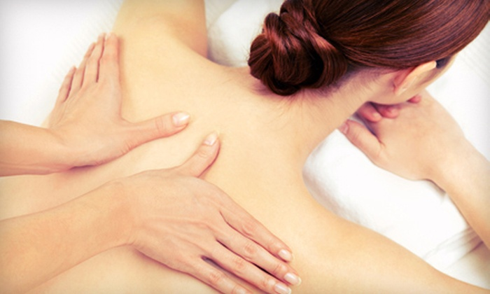 The Shop - Folsom: One or Two 90-Minute Swedish, Deep-Tissue, or Shiatsu Massages at The Shop (Up to 61% Off)