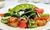 Bravo Nader - Huntington: Italian Dinner for Two or Four atBravo! Nader (44% Off)