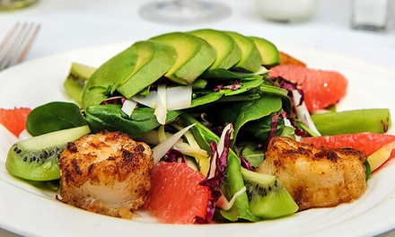 Italian Dinner for Two or Four at Bravo! Nader (47% Off)