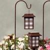Brinkmann Solar-Powered Garden Accent Lights (4-Pack)