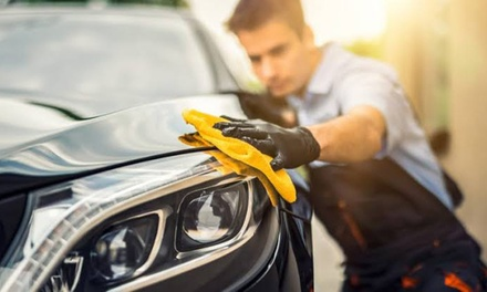 Car Detail: Mini $69 or Full $99 from The Golden Detailing Service Up to $210 Value