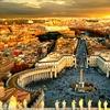 Rome : Chambre double 4* avec petit déjeuner