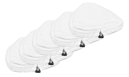 Steam Mop Pad Packs for TriangularBased Steam Mops from £5.99