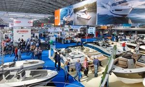 RAI Amsterdam: Tagesticket für die HISWA Amsterdam Boat Show vom 07.-11. März im RAI Amsterdam (bis zu 42% sparen)