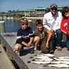 Half Off a Fishing Trip from Fish Happens Charters
