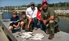 Fish Happens Charters - West Pensacola: $199 for a Four-Hour Inshore-Fishing Charter for Four from Fish Happens Charters ($400 Value)
