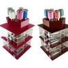 80-Slot Lipstick Organiser