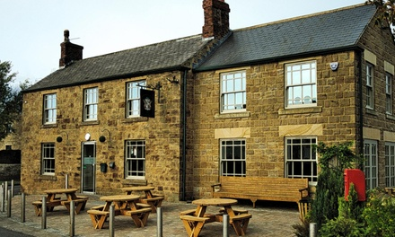 The Stag Restaurant at The Devonshire Arms Middle Handley