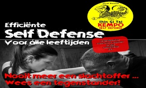 Kempo Self Defense: 5 ou 10 cours de Self Défense - Kempo pour adultes àpd 14,99 €
