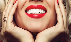 Ibtisama: 20- or 50-Minute Teeth Whitening Session with Optional Whitening Pen at Ibtisama