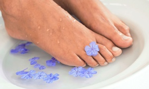 Dr. Raymond M. Maimone: Three Laser Nail-Fungus Removal for One, Two, or Three Toes from Dr. Raymond M. Maimone (Up to 73% Off)