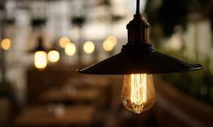 Lot de 3 ou 6 ampoules vintage