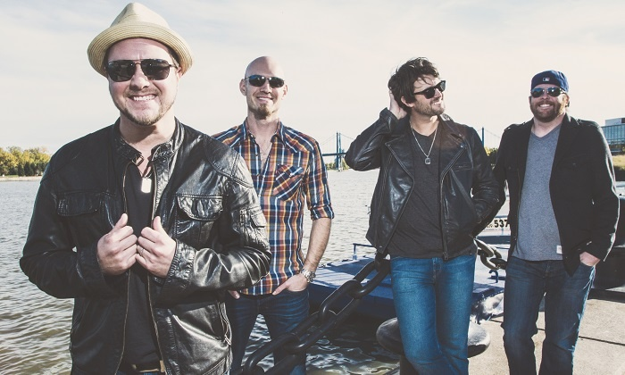Eli Young Band  - Egyptian Room at Old National Centre: Eli Young Band on December 3 at 8 p.m.