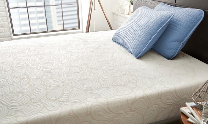 purasleep synergel luxury cool comfort memory foam mattress purasleep synergel luxury cool comfort memory foam