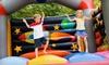 Celebration Rentals - Waukegan: Four-Hour Moonwalk Rental on Weekday or Weekend from Celebration Rentals (Half Off)