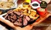 Sí Señor - Vários Locais: Sí Señor! – 3 endereços: lumberjack (banquete de 700 g de angus sirloin com acompanhamentos) para 3 a 4 pessoas