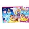Disney Sticker Books feat. Belle from Beauty & The Beast (3-Pack)
