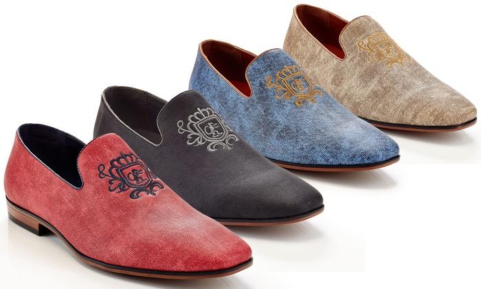 Henry Ferrera Men's Smoking Shoes