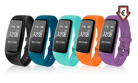 Activity Tracker Apachie Bronco disponibile in 5 colori